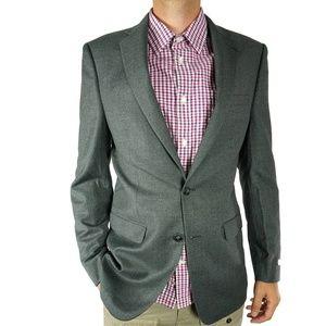 Calvin Klein Malbin Blazer Jacket Size 40 L Long